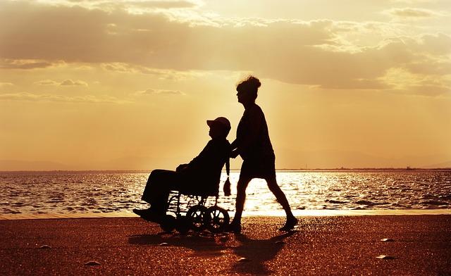 介護老人保健施設の画像